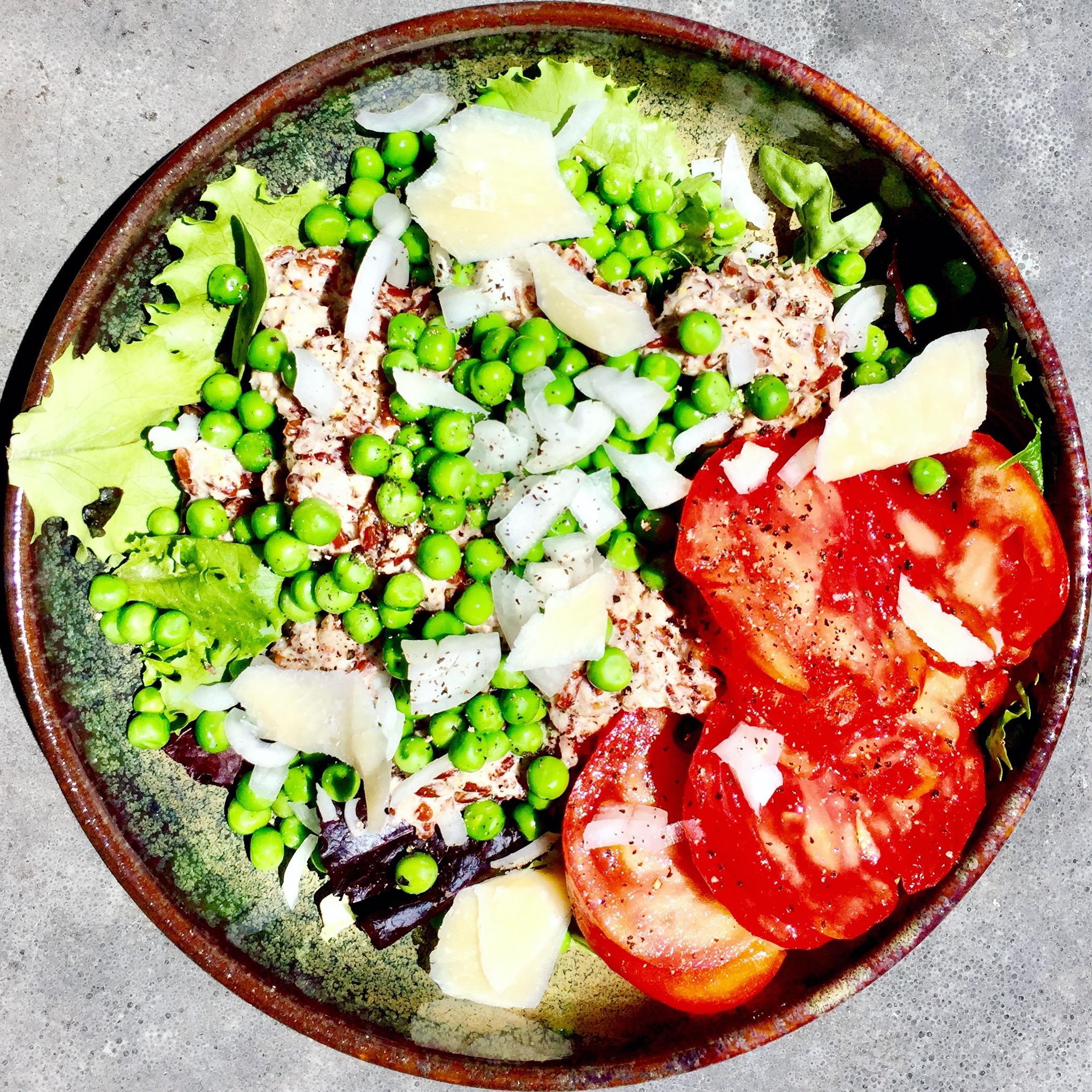 Salade estivales
